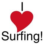 I Love Surfing!