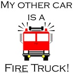 My other car is a Fire Truck!