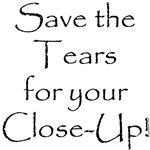 Save the Tears...