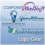 Contributor / Partner Logo Gear