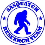 Blue - Sasquatch Research Team