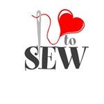 I Heart To Sew