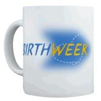 BIRTHWEEK Mugs