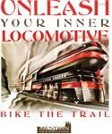 Unleash Your Inner Locomotive - BIKE
