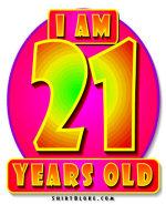 21st Birthday Gear & Gifts
