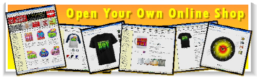 Open your own online shop and earn dollars $$$$