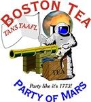 Boston Tea Party of Mars