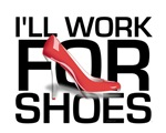 I'll Work for Shoes