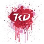 TKD Splatter Pink