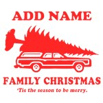 Custom Griswold Family Christmas