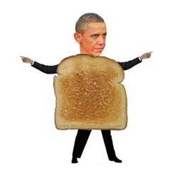 Obama is Toast