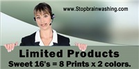 Limited Product Line