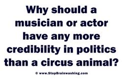 Following Circus Animals?