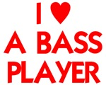 I LOVE A BASS PLAYER: TARGET BIG OIL™