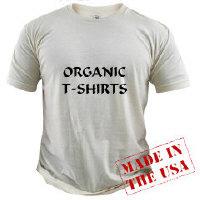 YeshuaWear.com Organic T-Shirts