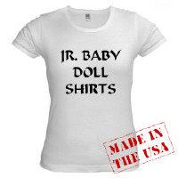 YeshuaWear.com Messianic Jr.Baby Doll Shirts