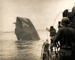 WWII Sinking of LSM-20