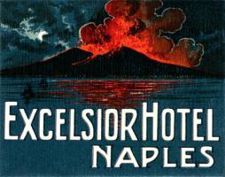 1921 Excelsior Hotel Naples
