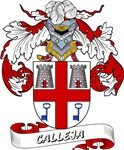 Calleja Coat of Arms, Family Crest