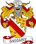 Cascante Coat of Arms, Family Crest