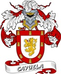 Cayuela Coat of Arms, Family Crest