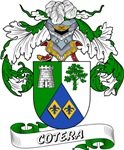Cotera Coat of Arms, Family Crest