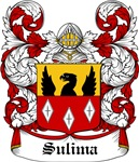 Sulima Coat of Arms, Family Crest