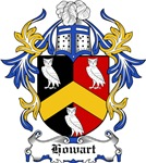 Howart Coat of Arms, Family Crest