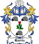 Harris Coat of Arms, Family Crest