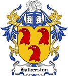 Halkerston Coat of Arms, Family Crest