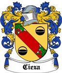 Cieza Coat of Arms, Family Crest