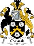 Cornish Family Crest