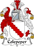 Colepeper Family Crest