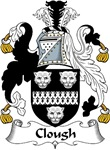 Clough Family Crest
