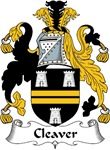 Cleaver Family Crest