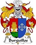Burguillos Family Crest