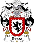 Borea Family Crest