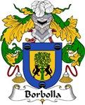 Borbolla Family Crest