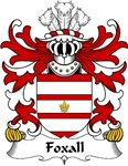 Foxall Family Crest