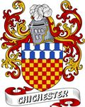 Chichester Coat of Arms
