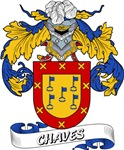 Chaves Family Crest