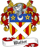 Walter Family Crest, Coat of Arms