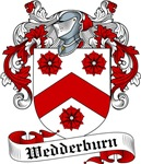 Wedderburn Family Crest, Coat of Arms