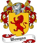 Wemyss Family Crest, Coat of Arms