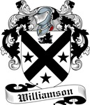 Williamson Family Crest, Coat of Arms