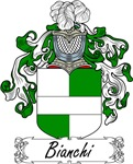 Bianchi Family Crest, Coat of Arms