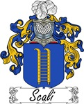Scali Family Crest, Coat of Arms