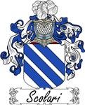 Scolari Family Crest, Coat of Arms