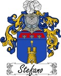 Stefano Family Crest, Coat of Arms