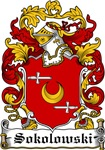Sokolowski Family Crest, Coat of Arms